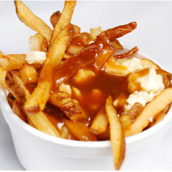Poutine in Collingwood, Ontario